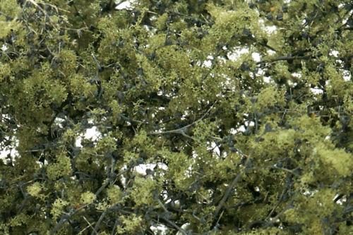 Olive Green Woodland Scenics F1133 Fine Leaf Foliage