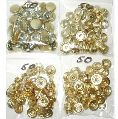 15MM PRESS STUDS HEAVY DUTY STEEL snap fasteners button poppers