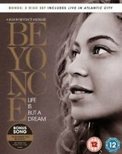 BEYONCÉ - LIFE IS BUT A DREAM 2 BLU-RAY NEU