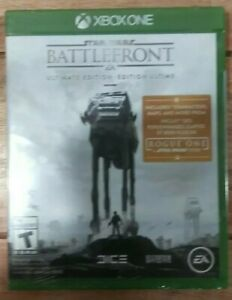 Star-Wars-Battlefront-Ultimate-Edition-Microsoft-Xbox-One-FPS-Rogue-One-NEW