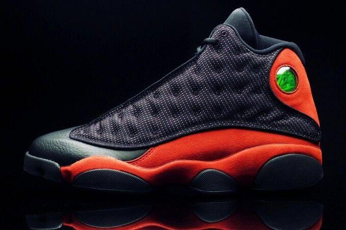 2013 Nike Air Jordan 13 XIII Retro Bred Size 11. 414571-010 1 2 3 4 5 6