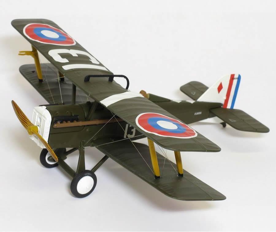 CORGI 1 48 SE5a Royal Aircraft Factory F8005, 25 AERO Squ, USAAS, Fin 1918