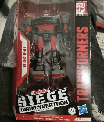 Hasbro Transformers victories 35TH Anniversary Deluxe Bluestreak Action Figure ~