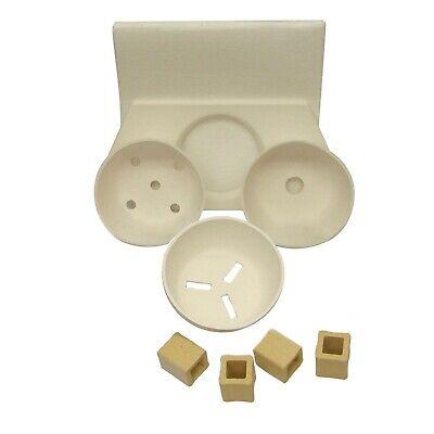 Glass Slumping /& Fusing Supplies Deluxe Pot Melt Kit