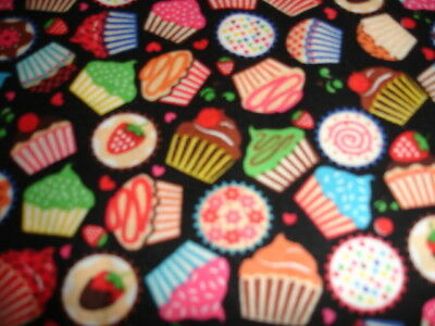 HOFFMAN FABRICS MINI MORSELS VEGETABLES COTTON FABRIC BTY