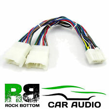 Xcarlink SKU2737 Type 1 Toyota or Lexus iPod iPhone Aux In USB Adaptors Y Cable