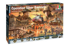 Operation Silver Bayonet Vietnam War 1965 Diorama 1:72 Model Kit Italeri 6184