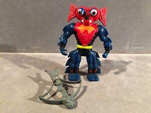 1985 Mantenna Original Complete Vintage MOTU Figure