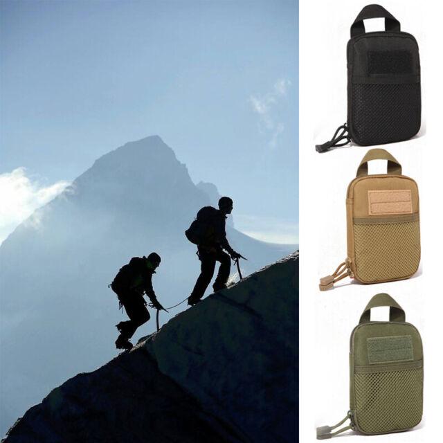 Military Tactical Outdoor Bag Waist Belt Pack Pouch Phone Pocket