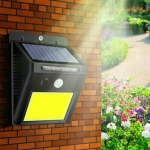 48-LED-Solar-Powered-Motion-Sensor-Light-Security-Wall-Lamp-Waterproof-AM5