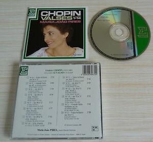 CD-ALBUM-CLASSIQUE-FREDERIC-CHOPIN-14-VALSES-MARIA-JOAO-PIRES-14-TITRES-1985