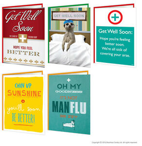 Get-Well-Soon-Feel-Better-Greeting-Cards-Funny-Comedy-Humour-Cheeky-Novelty-Joke