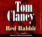 Jack Ryan: Red Rabbit by Tom Clancy (2002, CD, Abridged)