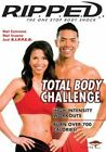 Ripped Total Body Challenge 0054961200290 DVD Region 1 H