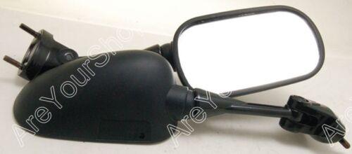 Rétroviseur Miroirs Pour Kawasaki Ninja 636//ZX6R//ZX6RR ZX10R 10R 2004-2007