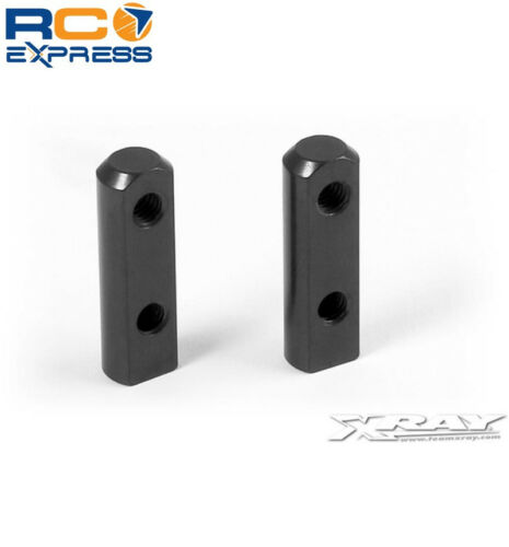 Xray Aluminum Servo Mount Black XRA306200-K