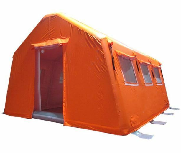AIR TIGHT WATERPROOF NEW Inflatable Family Camping Recreation Tent W/ Pump Brand NEW WATERPROOF d79152