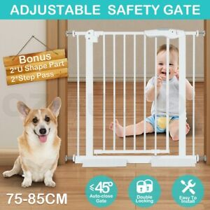 77cm Height Adjustable Width Baby Pet Child Safety
