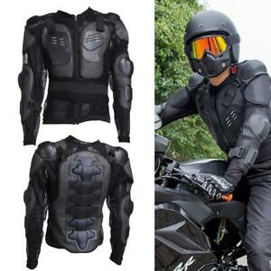 Motorcycle-MX-Riding-Gear-Full-Body-Armor-Jacket-Spine-Chest-Shoulder-Protection