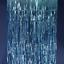 """thumbnail 3 - FOIL BACKDROP 40""""x10'  Party Fringe Curtain Decor Choose Color"""