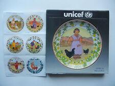 Heinrich Villeroy & Boch UNICEF Kinder der Welt Nr. 2 Tibet mit OVP (Nr. 2-2-8)