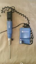 Ika T8 Ultra Turrax Homogenizer Disperser 5 25 Krpm And T801 Power Supply Great