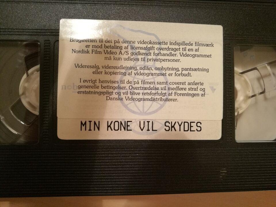 Action, Udlejningskassetter VHS