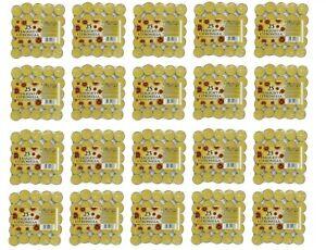 Citronnelle-Photophore-Bougies-Moustique-Mouche-Insectes-Repulsif-Pack-de-25