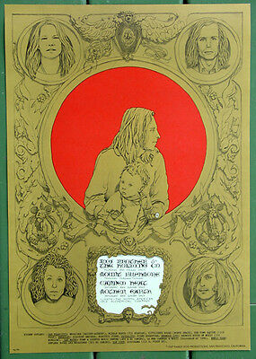 FD72-1•Janis Joplin Big Brother & The Holding Co 1967•Family Portrait•POSTER