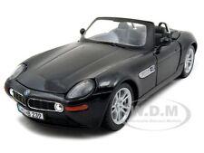 BMW Z8 BLACK 1:24 DIECAST MODEL CAR BY MAISTO 31996