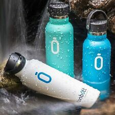 ✅ RUNBOTT botella termica ceramica conserva 24 horas frio calor termo libre...