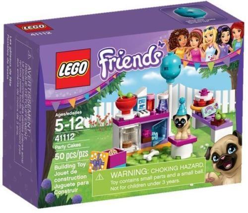 41112 LEGO FRIENDS Mod.Dolci per le Feste