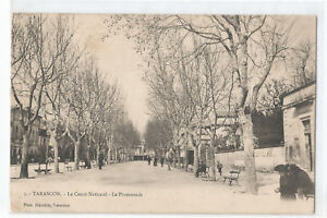 13 Tarascona, Il Corso Nazionale, La Promenade