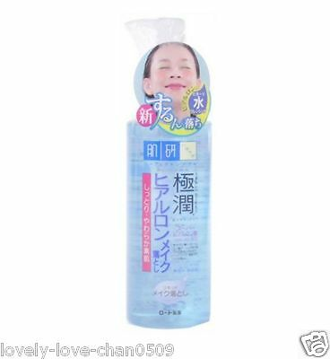 Rohto Gokujun hyaluronic Liquid Makeup Remover 200ml