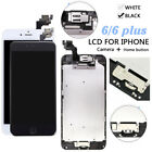 5.5'' For iPhone 6 Plus Touch Digitizer LCD Complete Screen Replacement Button