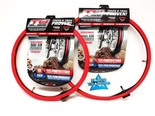 "Nuetech TUbliss 21/"" 18/"" MX Tubeless Tire System Gen 2"
