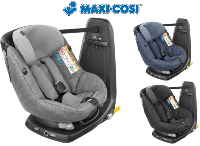 Swivel Car Seat >> Maxi Cosi Axissfix Air Car Seat To 105 Cm I Size Swivel Built In Air Bags