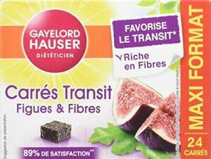 Gayelord-Hauser-Dieteticien-Carres-Transit-Figues-et-Fibres-24-x-10-g-Lot-de-2