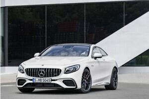 Image Is Loading New Mercedes Benz S Coupe C217 S63 2018