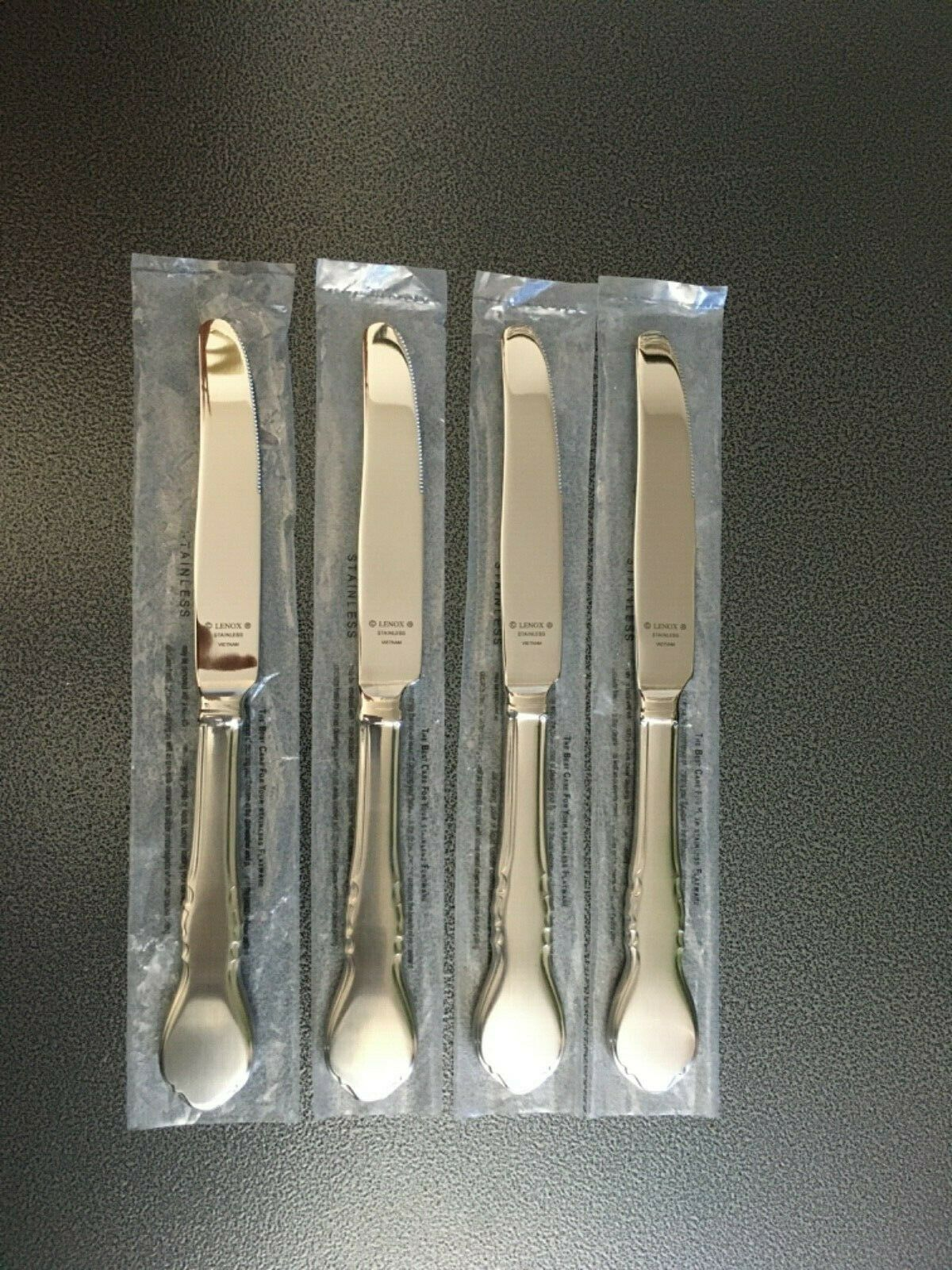 Lenox WESCOTT New 18/10 Stainless Replacement Flatware Set NEW