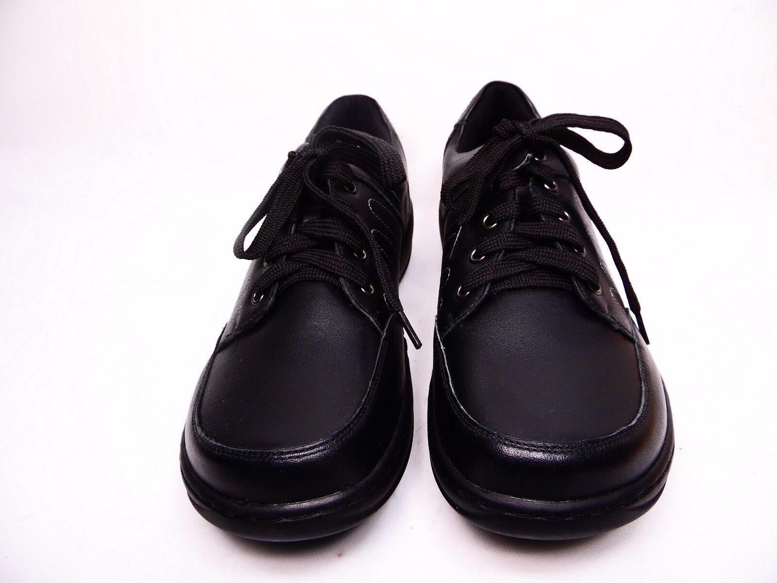 Spring Step Professional Veri Work Women's Shoes, Black, 8.5 W US