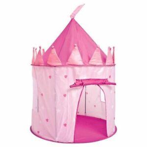 Pop Up Princess Castle Play Tent