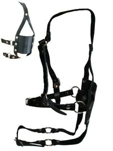 Harness-Panel-Gag-GB-19-small-ball-FREE-UK-DELIVERY