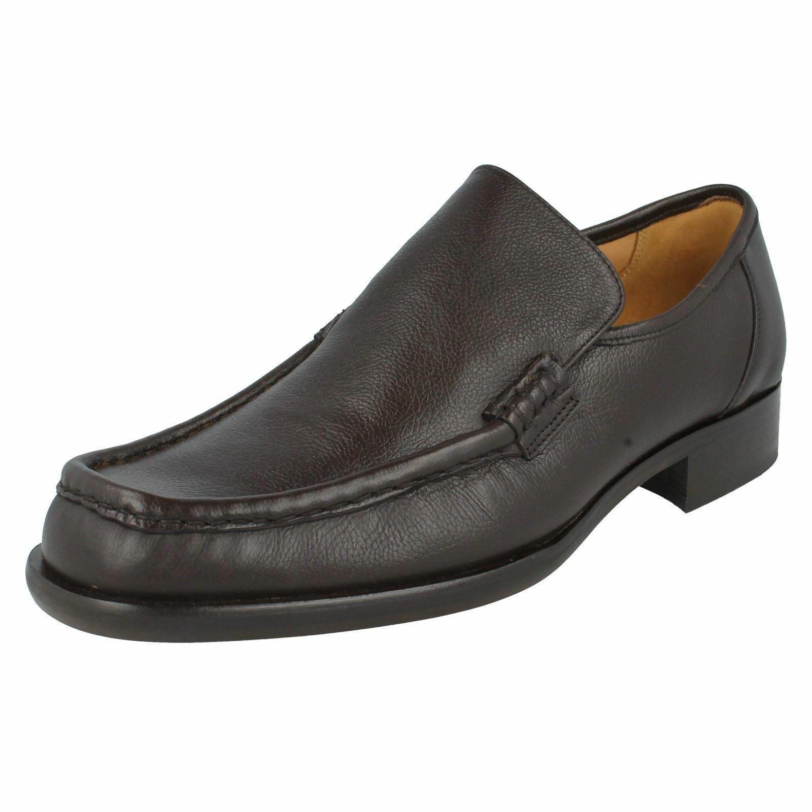 Grenson Mens Formal Slip On schuhe Dean 9637-39   | Trendy
