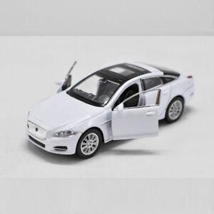 Jaguar Xj Model Car Toys 1 36 Open Two Doors Gift Alloy