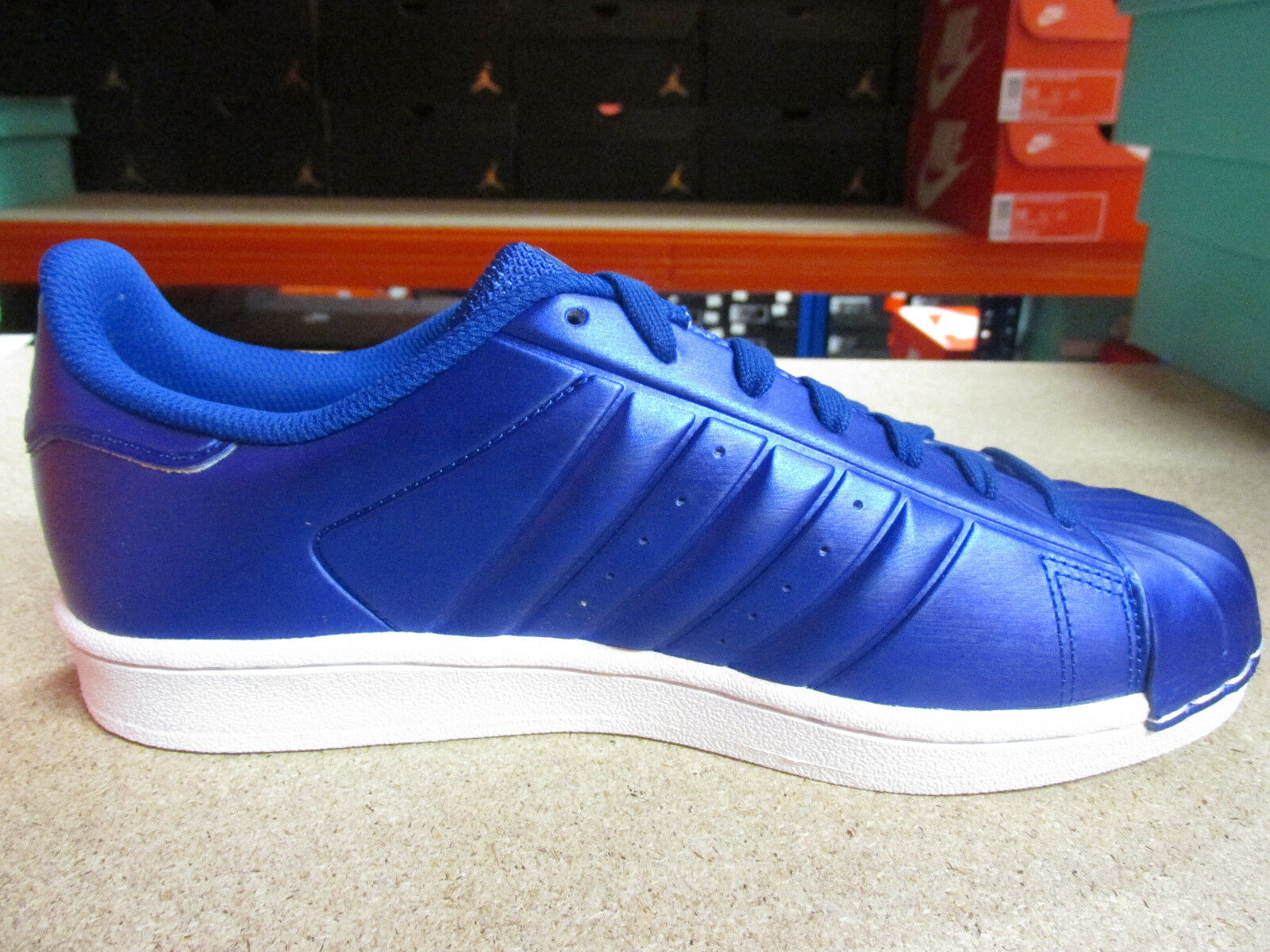 Adidas Turnschuhe Originals Superstar Herren BB4876 Turnschuhe Adidas Sneakers Schuhe 3b3b74