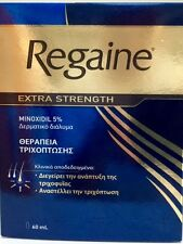 Regaine For Men Extra Strength Scalp Solution 60ml Minoxidil 5%