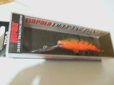 Rapala Wobbler Deep Tail Dancer TDD11 11cm Red Tiger RDT