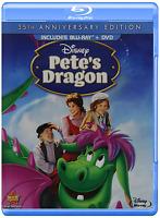 Pete's Dragon (35th Anniversary Edition) [blu-ray + Dvd]