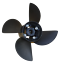 Propeller for Evinrude 15-35hp 10.4 x 12-16 adjustable Pitch ProPulse 4901
